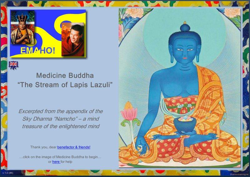 Medicine Buddha Dharma-eLearning Module