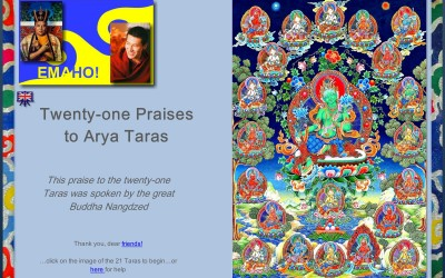 21 Praises to Tara Dharma-eLearning Module now online