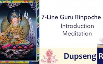 7-Line Prayer to Guru Rinpoche Module and Video teachings now online