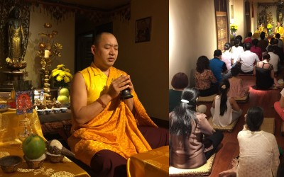 Rinpoche's Asian Tour 2016 – Recording and Live-Streaming